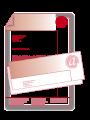 Briefbogen DIN A4 einseitiger Offsetdruck  auf hochwertiges 90g-Papier